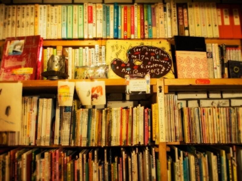 今日はどの一冊と共に過ごしましょうか。