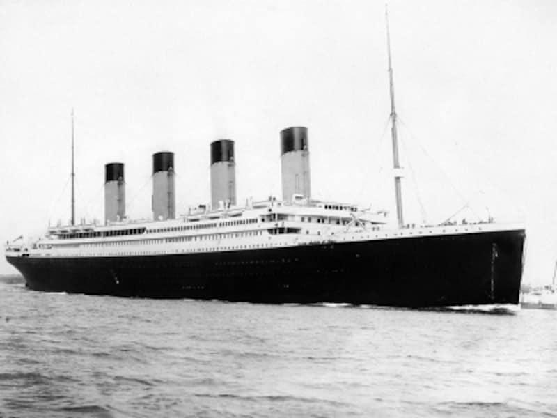 悲劇の客船タイタニック