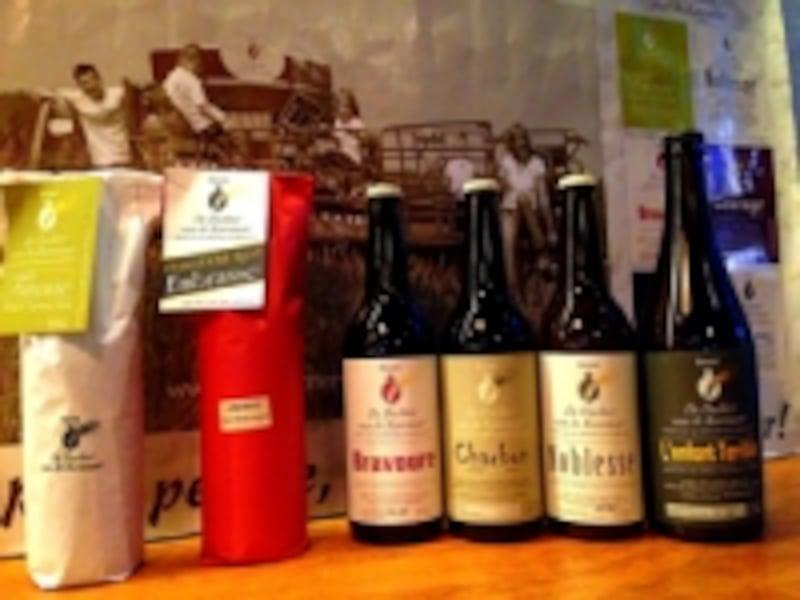 ドゥドクトルヴァンドゥコールナール醸造所の2014シリーズ