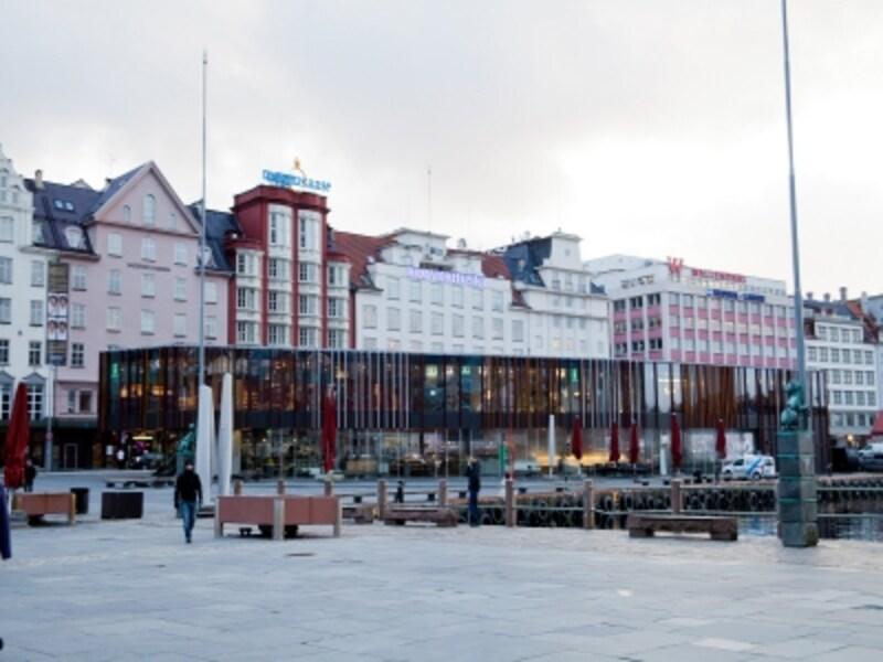 ベルゲン観光案内所