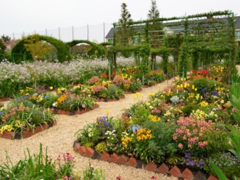 浜名湖ガーデンパーク内の花美の庭