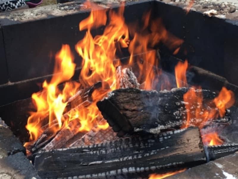 炭火を上手く使いこなす方法