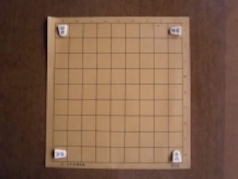 回り将棋のスタート