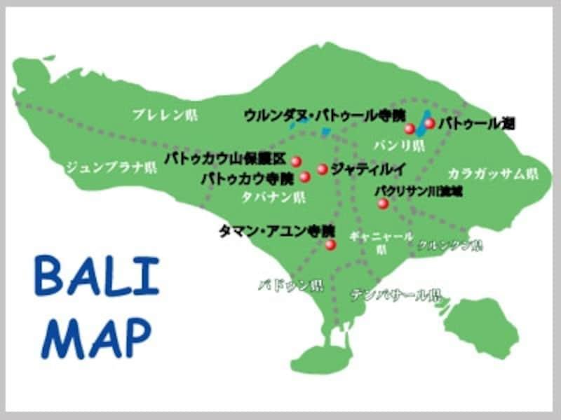 世界遺産地図