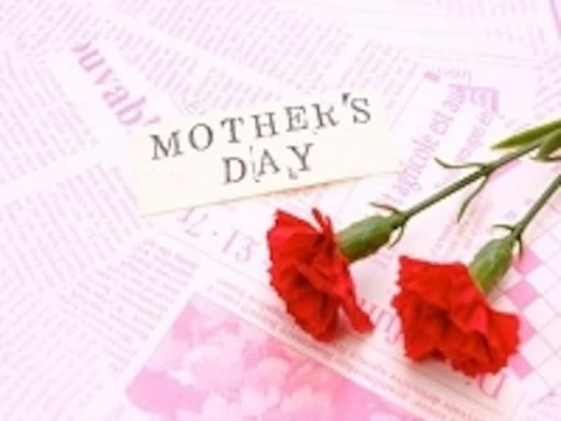 もっとも好印象アロマは、お花。お母様に花のイメージを添えて気持ちを届けましょう