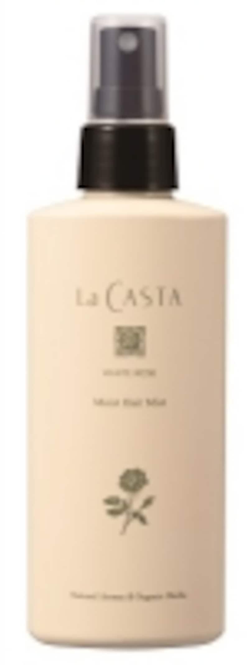 ラ・カスタundefinedホワイトローズundefinedモイストヘアミスト(ヘアウォーター)容量:150mlundefined1,944円(税込)