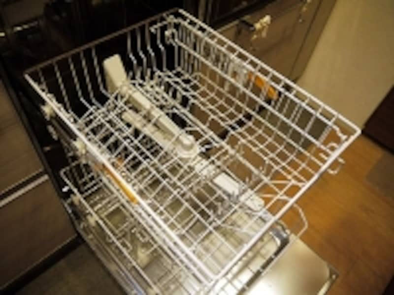 Mieleビルトイン食器洗い機
