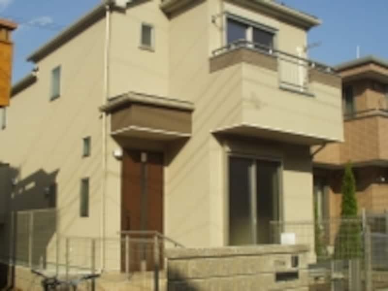 自宅の完成写真