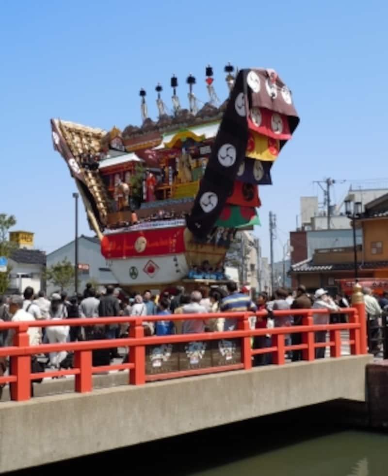 青柏祭(でか山)