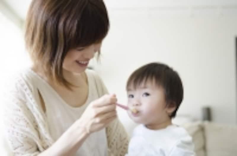 子供の味覚は離乳食が決め手