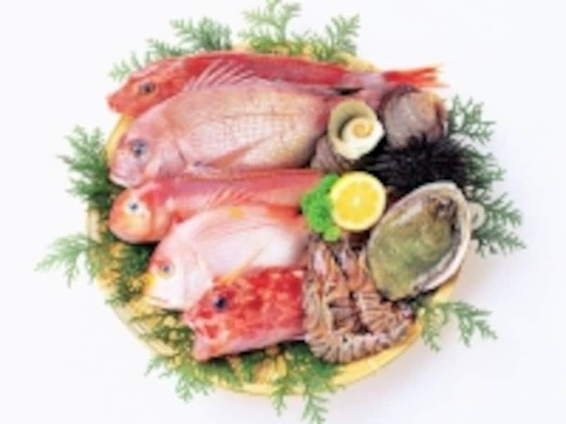 新鮮で安心安全な水産物