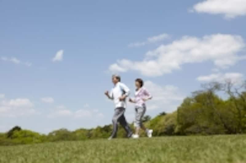 趣味や活動を楽しむには「膝」が重要