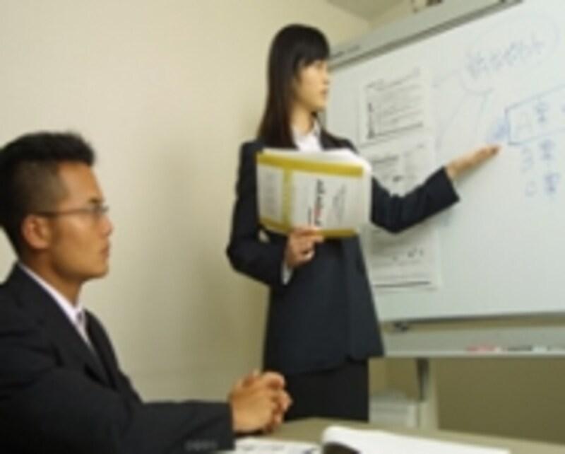 資格商法のイメージ