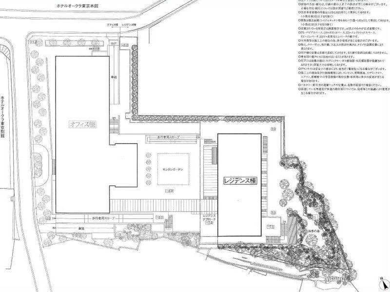 タワーマンションの平面図から構造とデザインを読取る