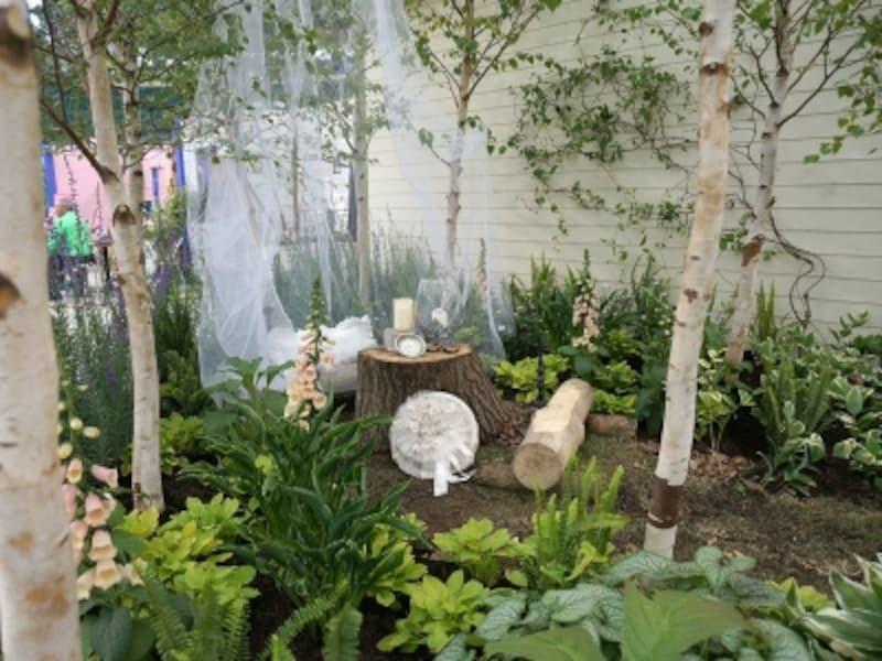 赤毛のアンの庭