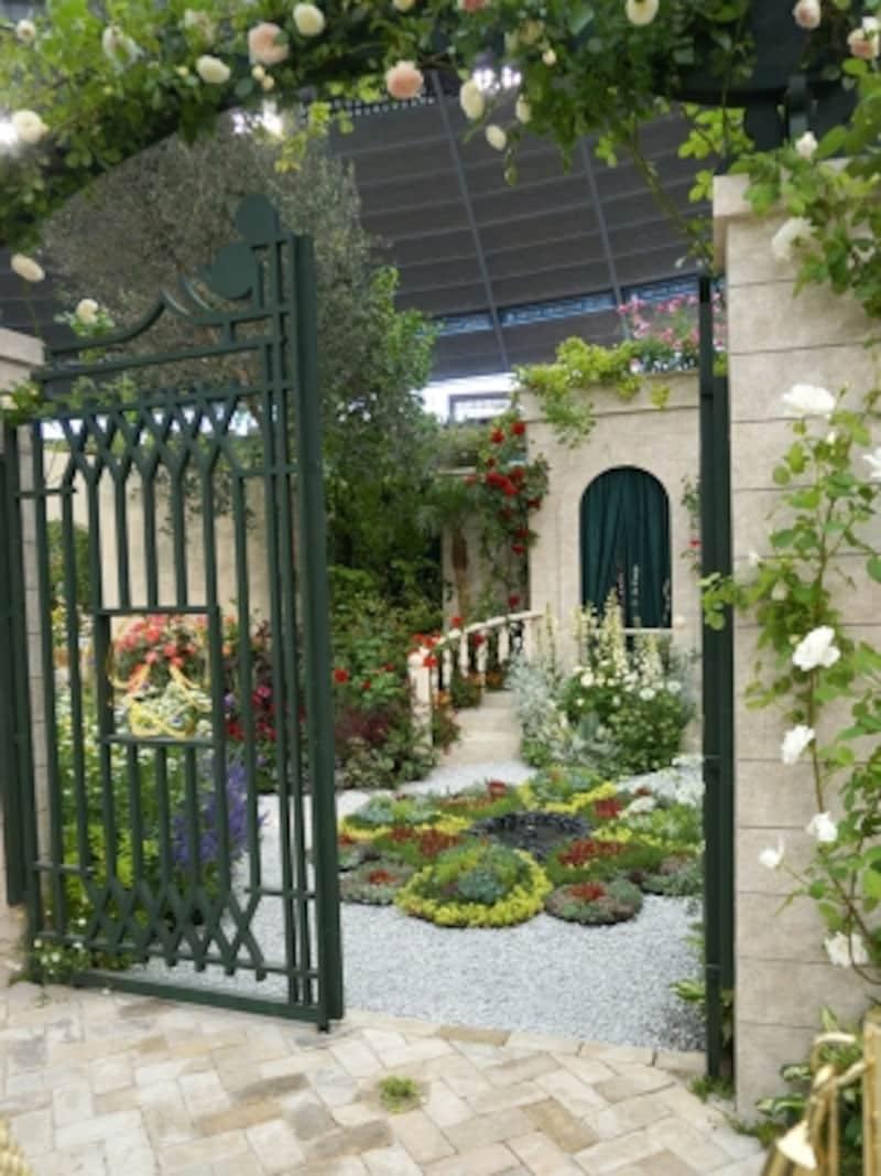 グレース・ケリーの庭