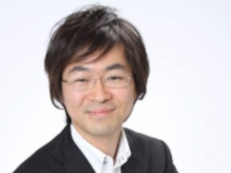 引き続きインタビューに答えてくれた田口智隆さん