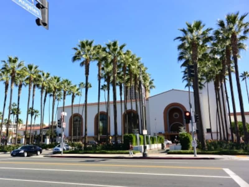 メトロの拠点となるロサンゼルス最大の駅ユニオンステーション