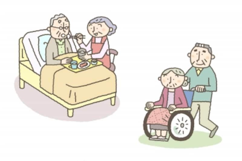 老いた両親が要介護になったとき、お金を助けるのはおひとりさま!?