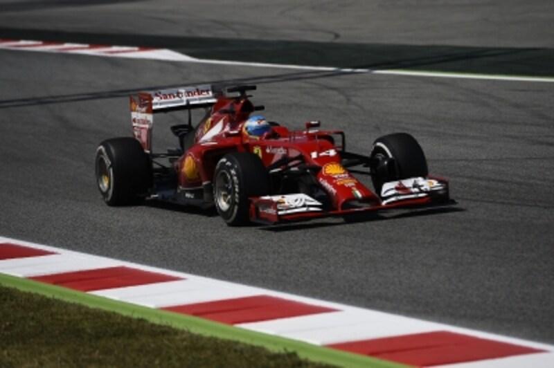 フェラーリF14T