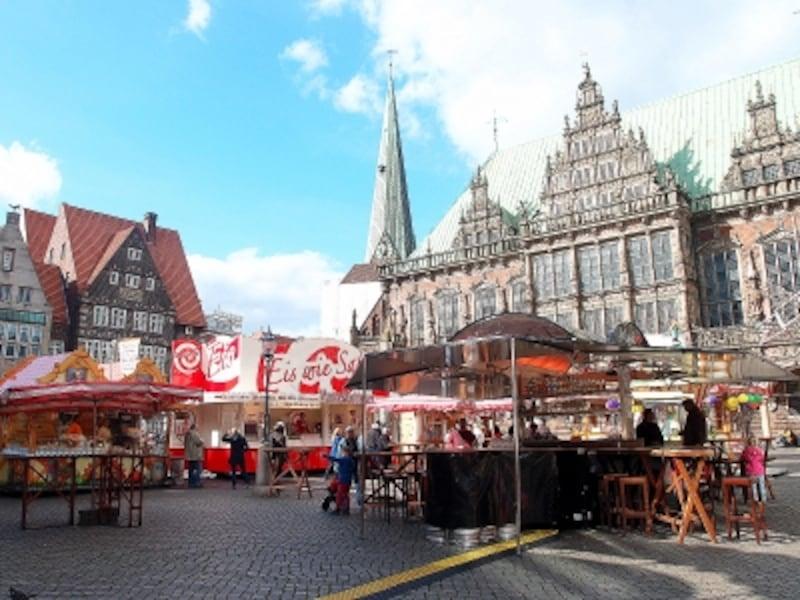 ブレーメンの必見観光スポット!世界遺産からメルヘンの世界まで