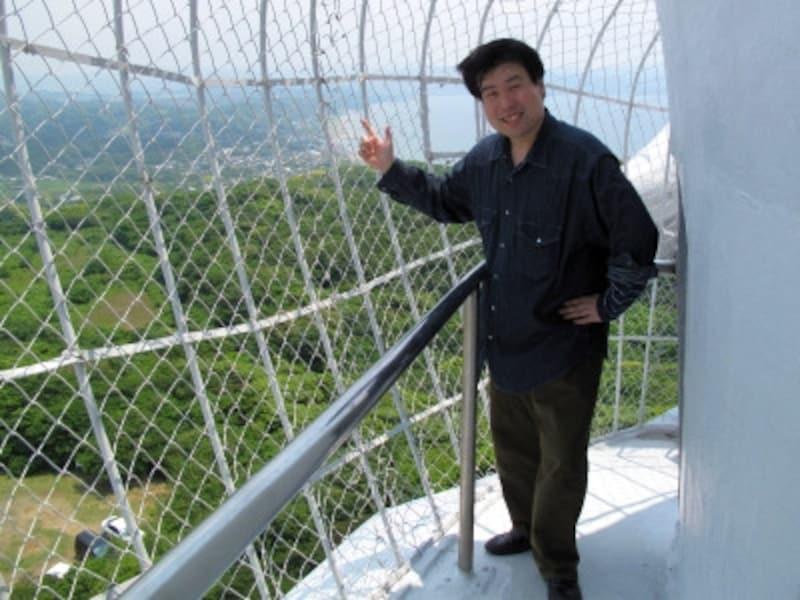 東京湾観音展望台