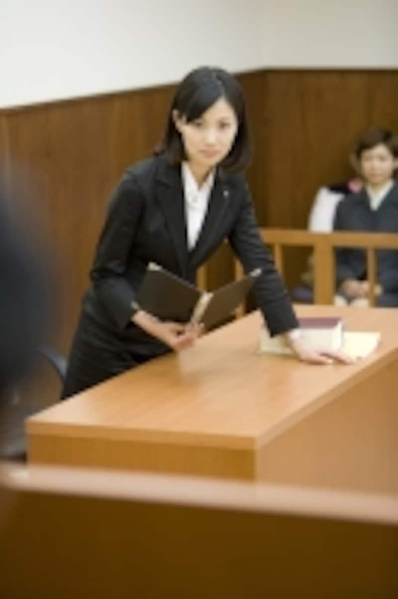 司法書士と裁判
