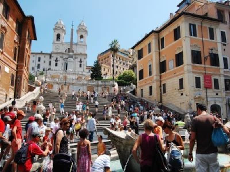 人気の観光地イタリア。旅行会社が企画するツアーにも魅力的なものがいっぱいある