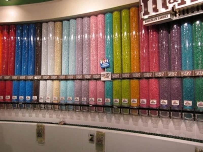 いろいろな色を組み合わせてオリジナルのお土産を作っちゃおう