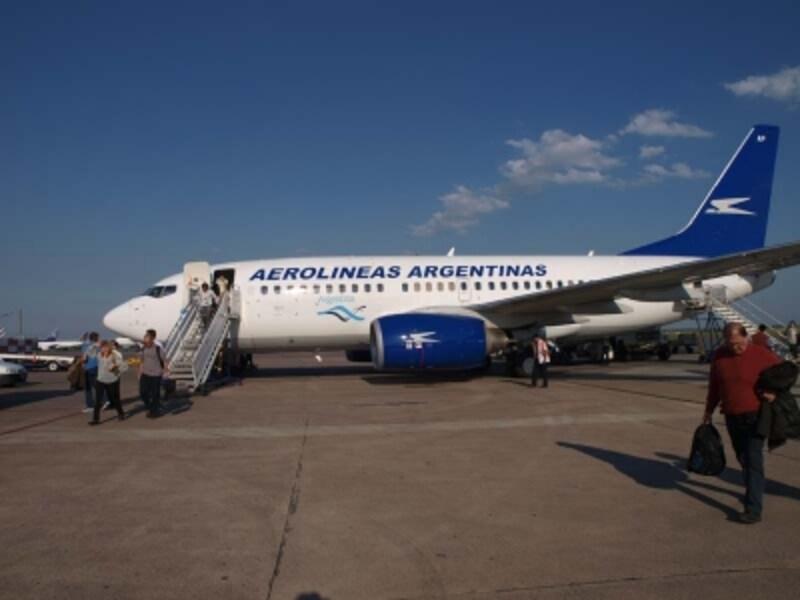 アルゼンチン航空など数社がブラジルとアルゼンチンを結んでいる。undefined写真提供:山賀進(www.s-yamaga.jp)