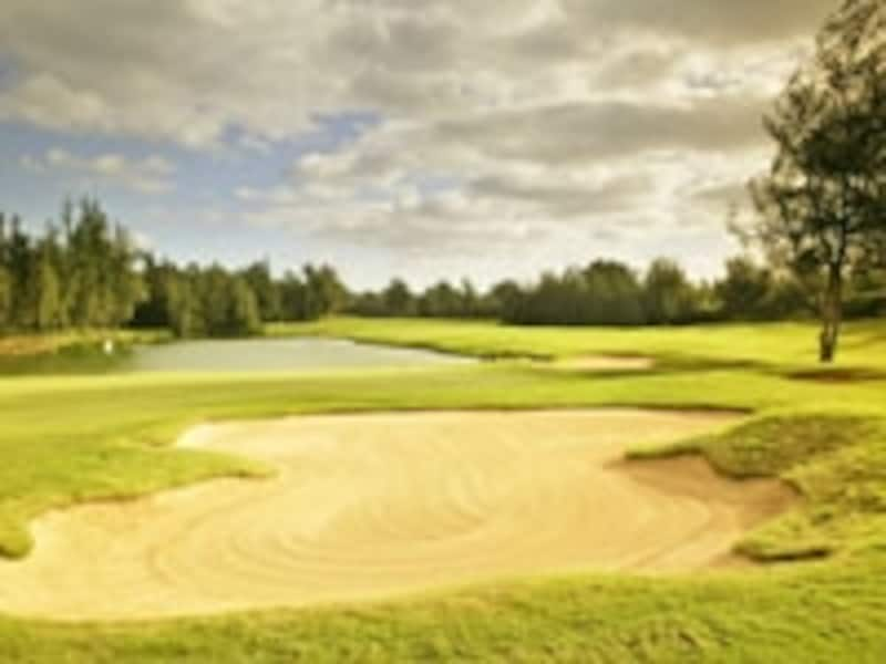世界的に有名なタートルベイ・リゾートのゴルフコース