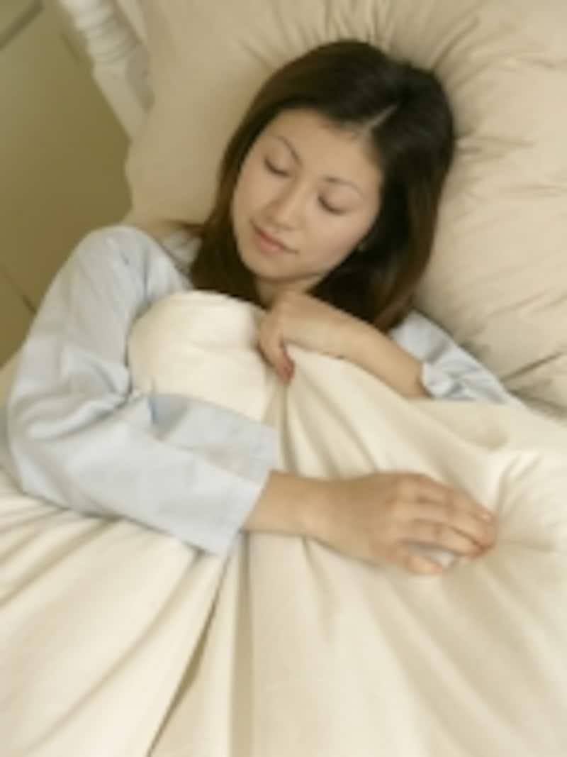 冷房を使用するので、パジャマは長袖長ズボンが理想的です!