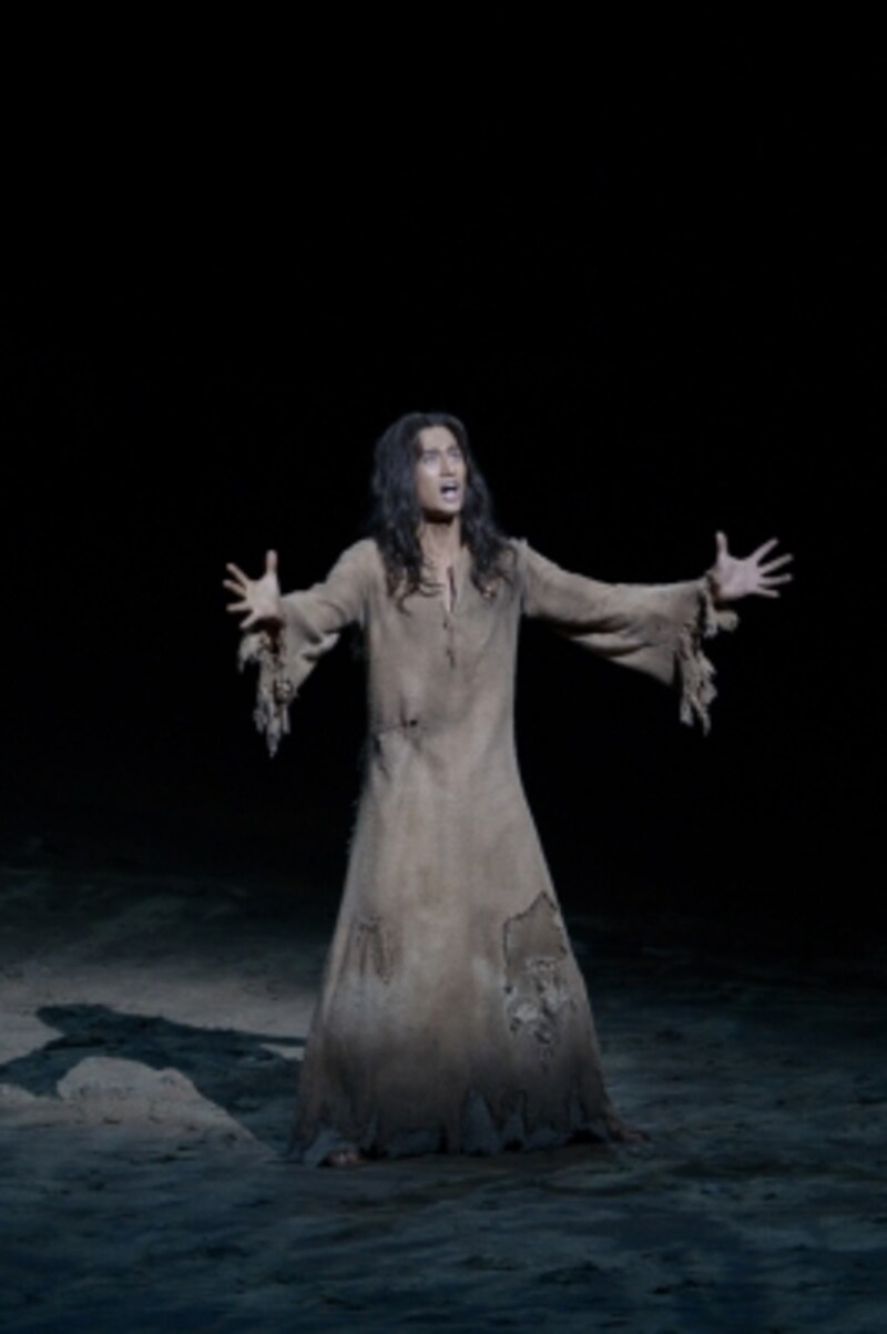 『ジーザス・クライスト=スーパースター』撮影:荒井健