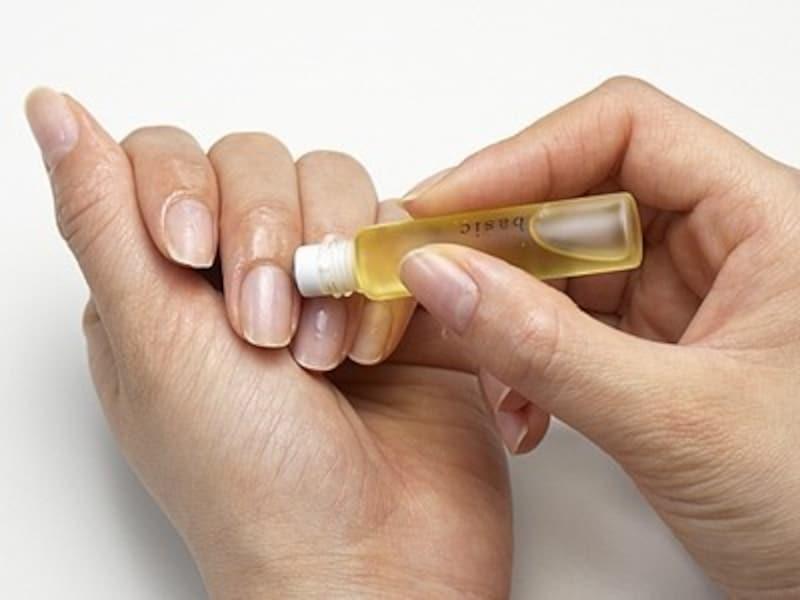 爪の磨き方