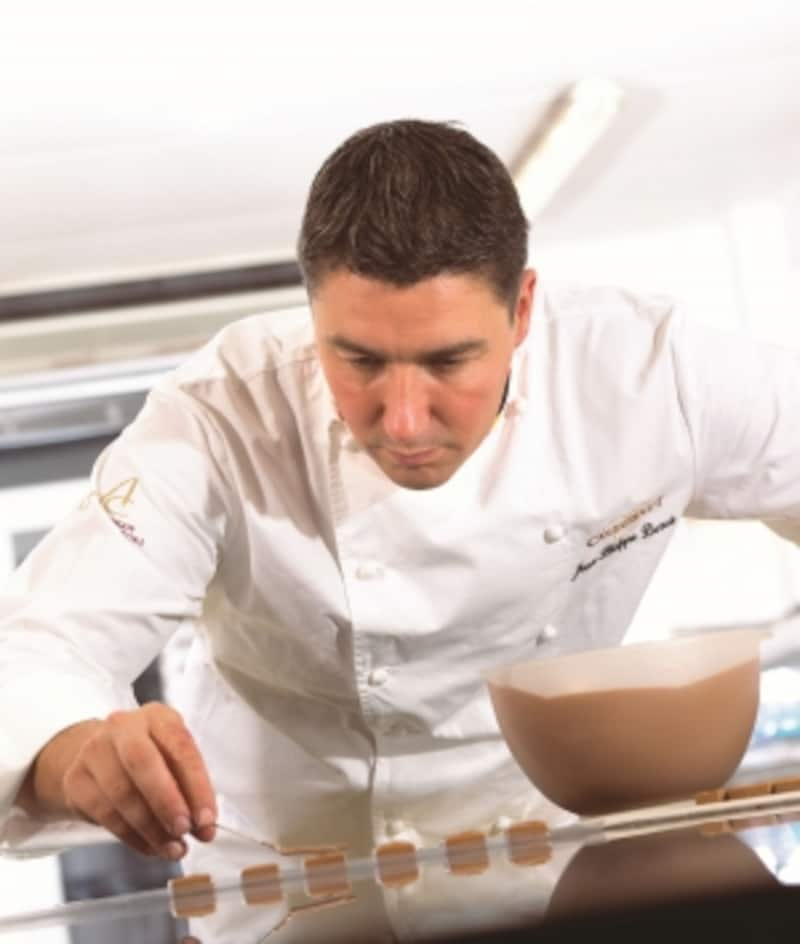 ベルギーチョコレート大使に任命されている