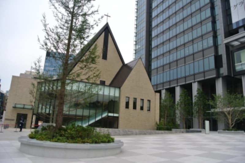 富士見町教会の建物
