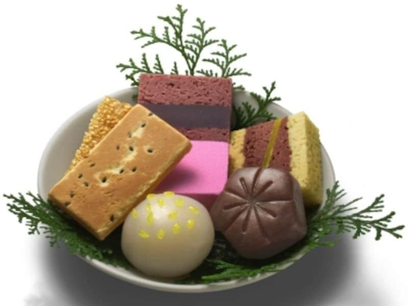 嘉祥菓子7ケ盛