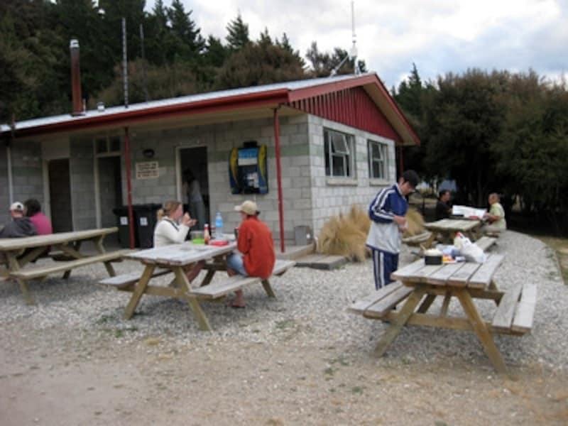 ホリデーパークは家族連れに人気のキャンプ場