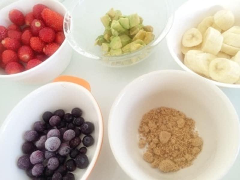 果物はまとめてカットしておくと家事の効率化になる