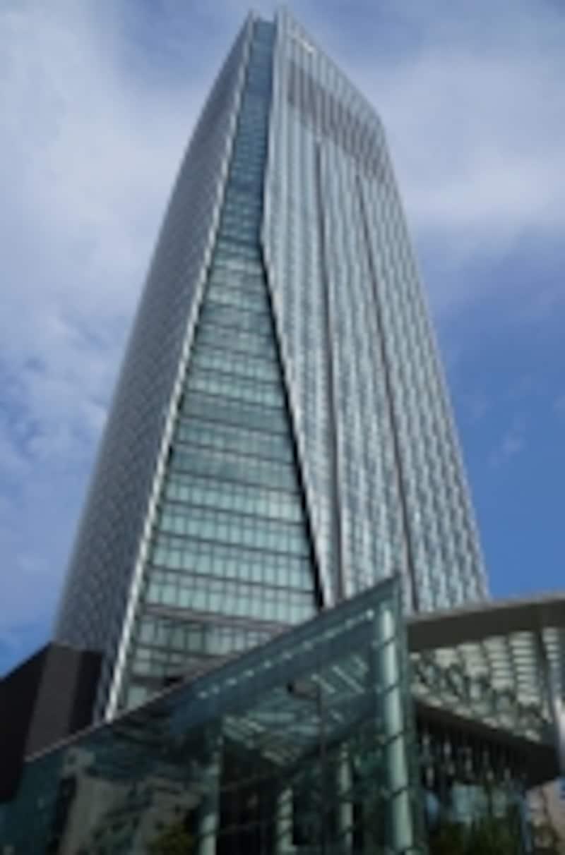 虎の門ヒルズundefined最上階をアンダーズundefined東京が占める