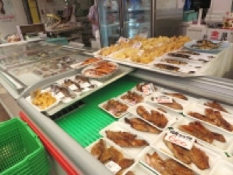 魚屋の惣菜