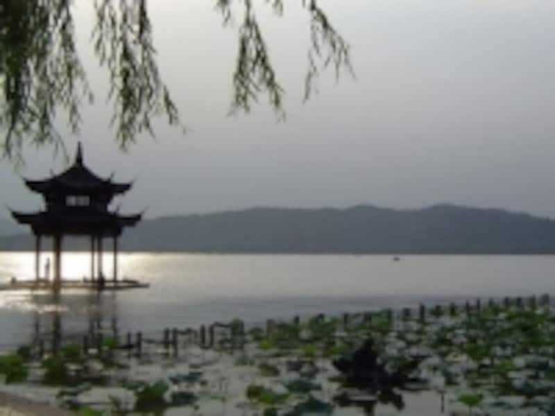 世界遺産西湖