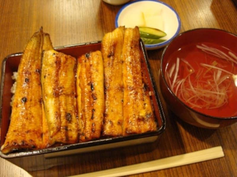 関西風蒲焼