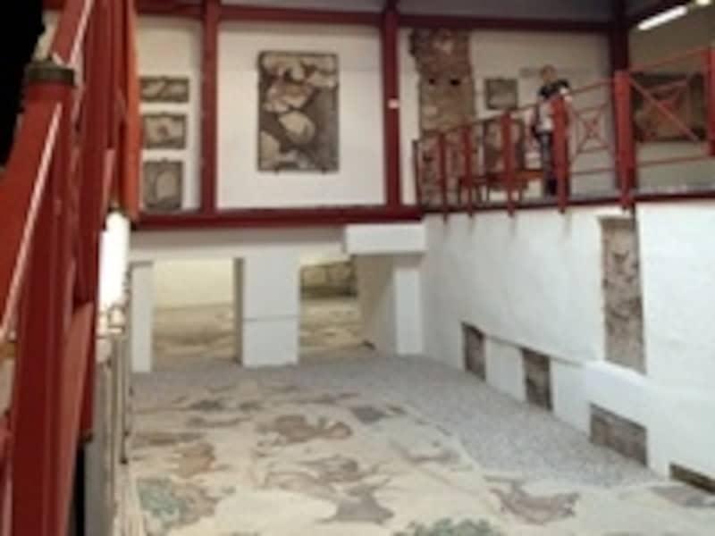 モザイク博物館