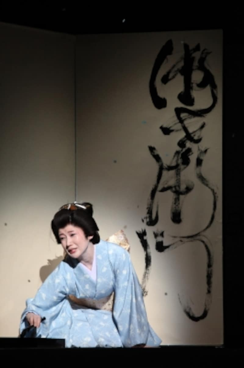 『女たちの忠臣蔵』撮影:江川誠志、写真提供:明治座