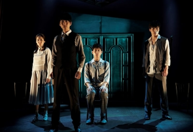 『ブラックundefinedメリーポピンズ』2013年の韓国再演公演より