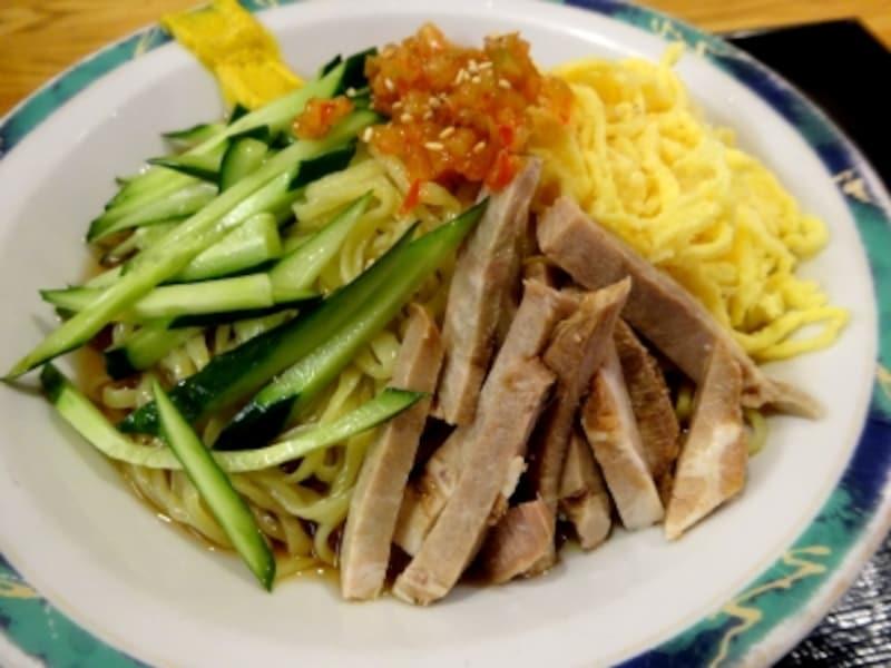 ふつうに美味しい冷やし中華