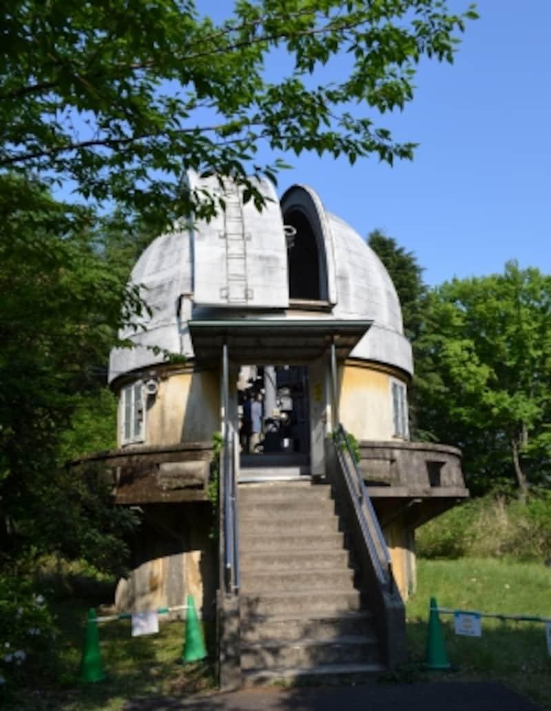 1939年から60年間太陽の黒点スケッチが行われた施設