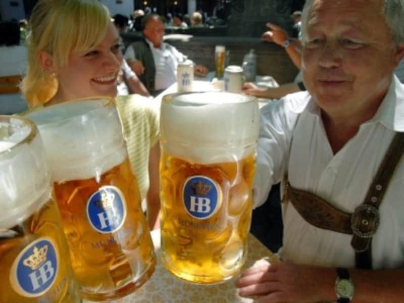 ドイツビールの美味しさの隠し味は伝統へのこだわり