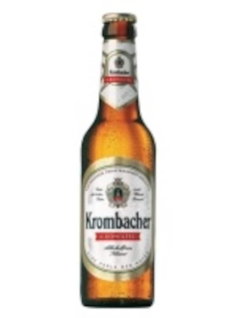 ドイツの大手ビールブランドのひとつ、クローンバッハーのアルコールフリー